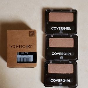 Cover Girl #750 Mink Vision eyeshadow 3 pack